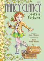 Купить Fancy Nancy: Nancy Clancy Seeks a Fortune, Зарубежная литература для детей