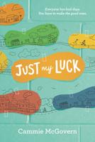 Купить Just My Luck, Зарубежная литература для детей