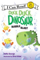 Купить Duck, Dinosaur: Bubble Blast, Зарубежная литература для детей