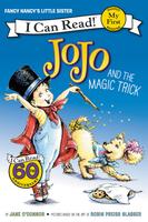 Купить Fancy Nancy: JoJo and the Magic Trick, Зарубежная литература для детей