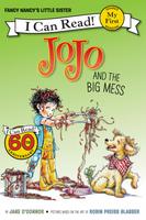 Купить Fancy Nancy: JoJo and the Big Mess, Зарубежная литература для детей