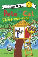 Купить Pete the Cat and the Tip-Top Tree House, Зарубежная литература для детей