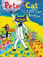 Купить Pete the Cat and the Cool Cat Boogie, Зарубежная литература для детей