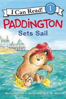Купить Paddington Sets Sail: Level 1, Зарубежная литература для детей