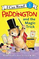 Купить Paddington and the Magic Trick (Level 1), Зарубежная литература для детей