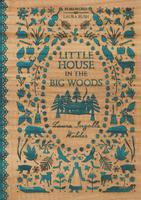 Купить Little House in the Big Woods, Зарубежная литература для детей