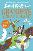 Купить Grandpa's Great Escape, Зарубежная литература для детей
