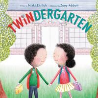 Купить Twindergarten, Зарубежная литература для детей