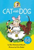 Купить Cat and Dog, Зарубежная литература для детей