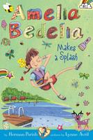 Купить Amelia Bedelia Chapter Book #11: Amelia Bedelia Makes a Splash, Зарубежная литература для детей