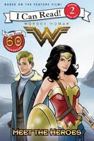 Купить Wonder Woman Movie ICR #2, Книги по мультфильмам и фильмам
