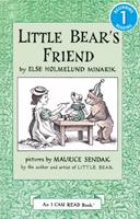 Купить Little Bear's Friend (I Can Read Book), Зарубежная литература для детей