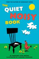 Купить The Quiet Noisy Book Board Book, Зарубежная литература для детей