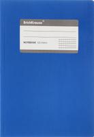 Купить Erich Krause Тетрадь One Color цвет синий 120 листов формат А5, Тетради