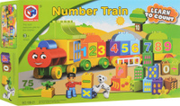 Купить Concord Toys Конструктор Паровозик, SHANTOU JINHE TRADING CO., LTD (Шантоу ДжинТрейдинг Ко., ЛТД.), Конструкторы