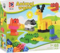 Купить Concord Toys Конструктор Животные, SHANTOU JINHE TRADING CO., LTD (Шантоу ДжинТрейдинг Ко., ЛТД.), Конструкторы