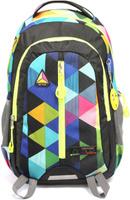 Купить Рюкзак детский UFO people цвет черный 7628, XIAMEN LI FENG YUAN IMPORT AND EXPORT, Ранцы и рюкзаки