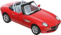 Купить Kinsmart Модель автомобиля BMW Z8 цвет красный, Машинки