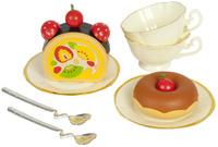 Купить Mary Poppins Игровой набор посуды Лакомка 453050, Сюжетно-ролевые игрушки