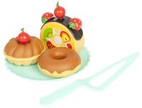 Купить Mary Poppins Игровой набор посуды Лакомка 453047, Сюжетно-ролевые игрушки