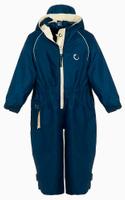 Купить Комбинезон детский Hippychick, цвет: синий. 002001100389. Размер 80/86, 12-18 месяцев, Одежда для девочек