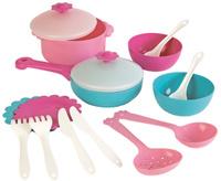 Купить Mary Poppins Игровой набор посуды Зайка 16 предметов, Сюжетно-ролевые игрушки