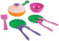 Купить Mary Poppins Игровой набор посуды Цветок 10 предметов, Сюжетно-ролевые игрушки