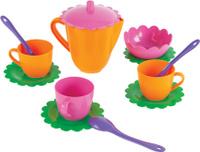 Купить Mary Poppins Игровой набор посуды Чайный набор Цветок 13 предметов, Сюжетно-ролевые игрушки