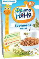 Купить ФрутоНяня каша гречневая молочная с 4 месяцев, 200 г, Детское питание