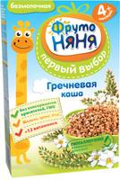Купить ФрутоНяня каша гречневая безмолочная с 4 месяцев, 200 г, Детское питание