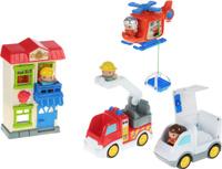 Купить Keenway Игровой набор Спасатели 911, Dongguan Keenway Metal & Plastic Toys Co. Ltd, Игровые наборы