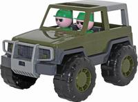 Купить Полесье Военный джип Вояж, Машинки