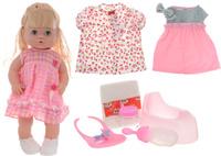 Купить Shantou Gepai Кукла озвученная Baby Toby, Shantou Gepai Plastic Industrial Co., Ltd, Куклы и аксессуары