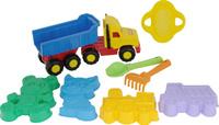 Купить Полесье Набор игрушек для песочницы №105 Фаворит, Игрушки для песочницы