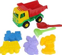 Купить Полесье Набор игрушек для песочницы №184 Мираж, Игрушки для песочницы