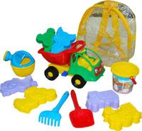 Купить Полесье Набор игрушек для песочницы №211 Муравей, Игрушки для песочницы
