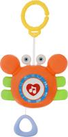 Купить Shantou Gepai Игрушка-подвеска музыкальная Крабик, Первые игрушки