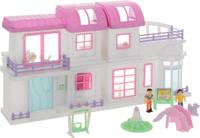 Купить Shantou Gepai Игровой набор Дачный домик, Shantou Gepai Plastic Industrial Co., Ltd, Куклы и аксессуары