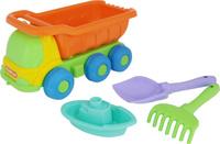 Купить Полесье Набор игрушек для песочницы №267 Кеша, Игрушки для песочницы