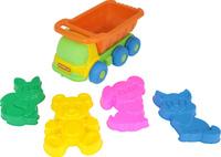 Купить Полесье Набор игрушек для песочницы №271 Кеша, Игрушки для песочницы