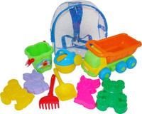 Купить Полесье Набор игрушек для песочницы №273 Кеша, Игрушки для песочницы