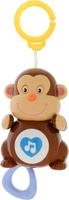 Купить Shantou Gepai Игрушка-подвеска музыкальная Мартышка, Первые игрушки