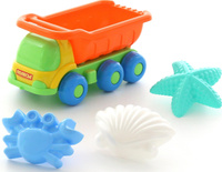 Купить Полесье Набор игрушек для песочницы №570 Кеша, Игрушки для песочницы