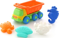 Купить Полесье Набор игрушек для песочницы №573 Кеша, Игрушки для песочницы