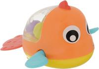 Купить Playgro Игрушка для ванной Рыбка цвет оранжевый голубой, Первые игрушки