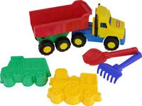 Купить Полесье Набор игрушек для песочницы №68 Фаворит, Игрушки для песочницы