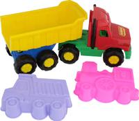 Купить Полесье Набор игрушек для песочницы №69 Фаворит, Игрушки для песочницы