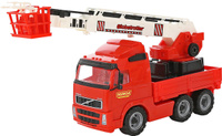 Купить Полесье Пожарный автомобиль Volvo 58379, Машинки