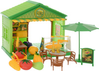 Купить Shantou Gepai Игровой набор Магазин фруктов, Shantou Gepai Plastic Industrial Co., Ltd, Сюжетно-ролевые игрушки