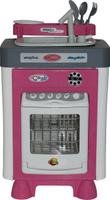 Купить Полесье Игровой набор Carmen №3 с посудомоечной машиной и мойкой 47946, Сюжетно-ролевые игрушки